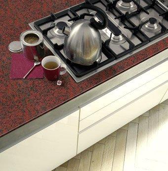 Влагостойкие столешницы для кухни