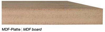 МДФ – плиты (MDF board) (складская программа)
