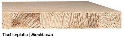 Столярная плита (Blockboard) (под заказ)