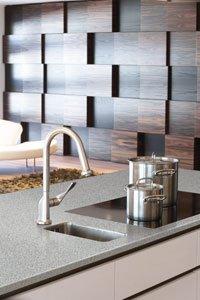 Водостойкая столешница для кухни