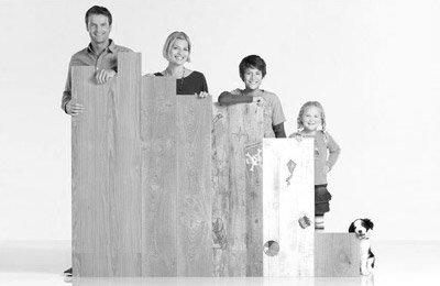 Напольные покрытия KAINDL для всей семьи
